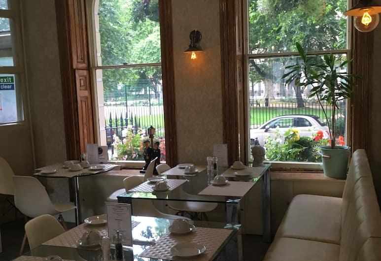 George Hotel, London, Hommikusöögi ruum