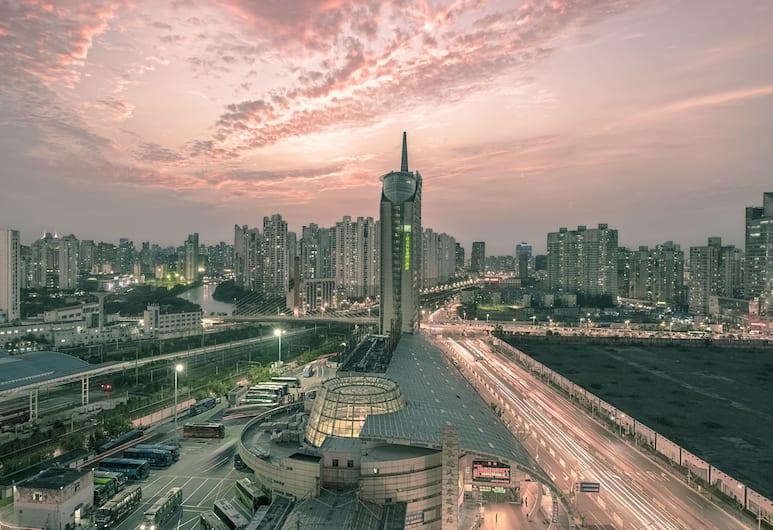 ホリデイ・イン エクスプレス上海ザベイ (上海北方快捷仮日酒店), 上海, 外装