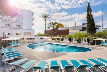 ภาพ Hotel Playasol Marco Polo I - Adults Only ใน Sant Anotnio de Portmany