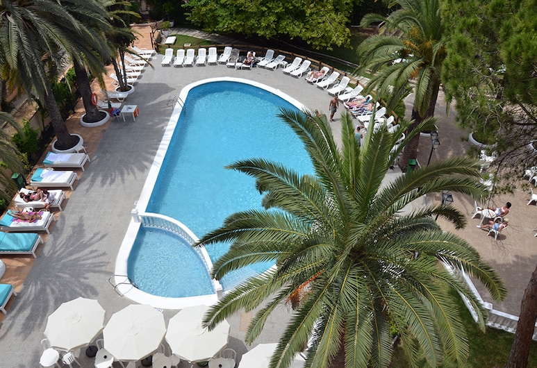Hotel Playasol Marco Polo I - Adults Only , Sant Antoni de Portmany, Zwembad
