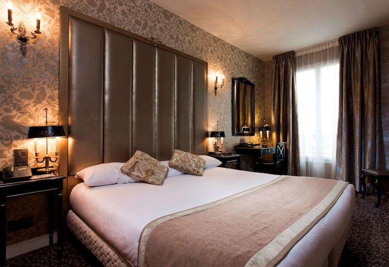 皇帝酒店, 巴黎, 經典雙人房, 客房