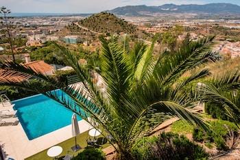 Málaga bölgesindeki Hotel Villa Guadalupe resmi