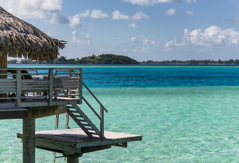 InterContinental Le Moana Resort Bora Bora, Bora Bora, Bungalow, 1 Double Bed, Overwater (END OF PONTOON), Guest Room