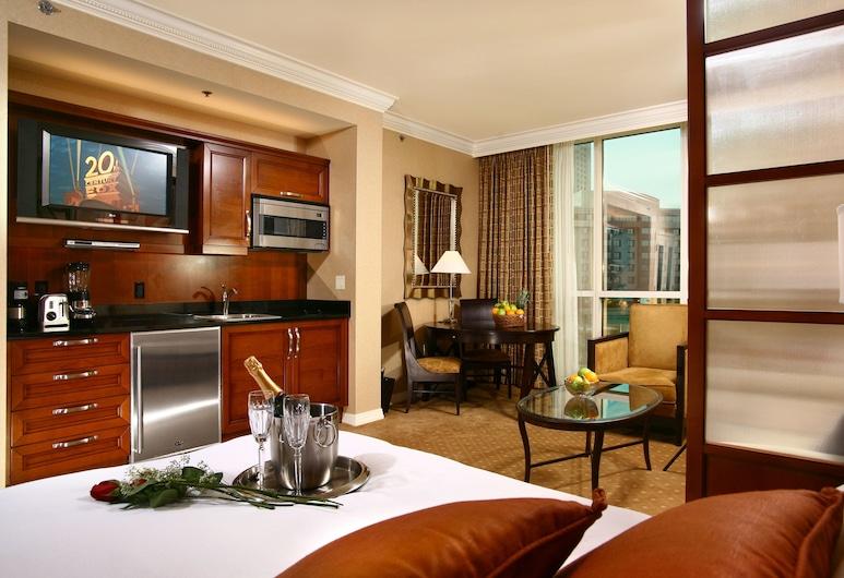 簽名豪華套房國際酒店, 拉斯維加斯