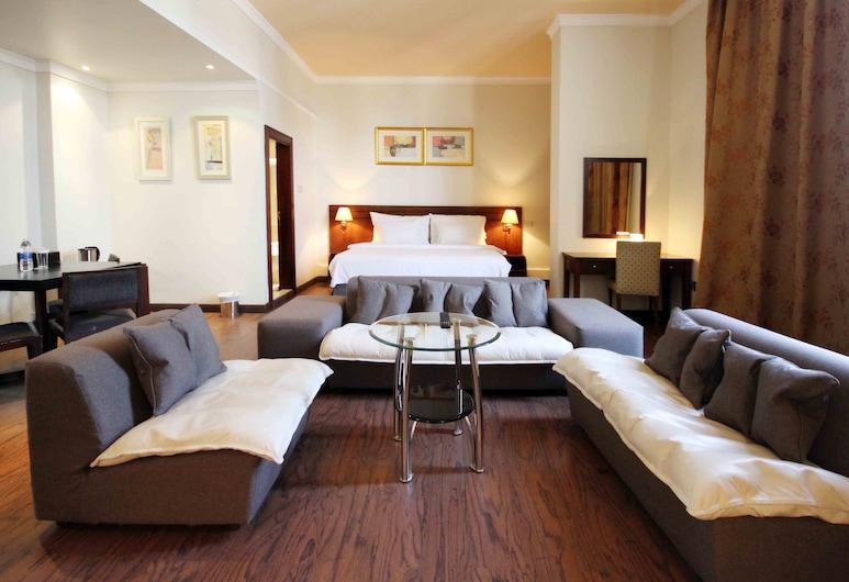 Le Jazz Hotel, Hawally, Habitación individual Deluxe, Habitación