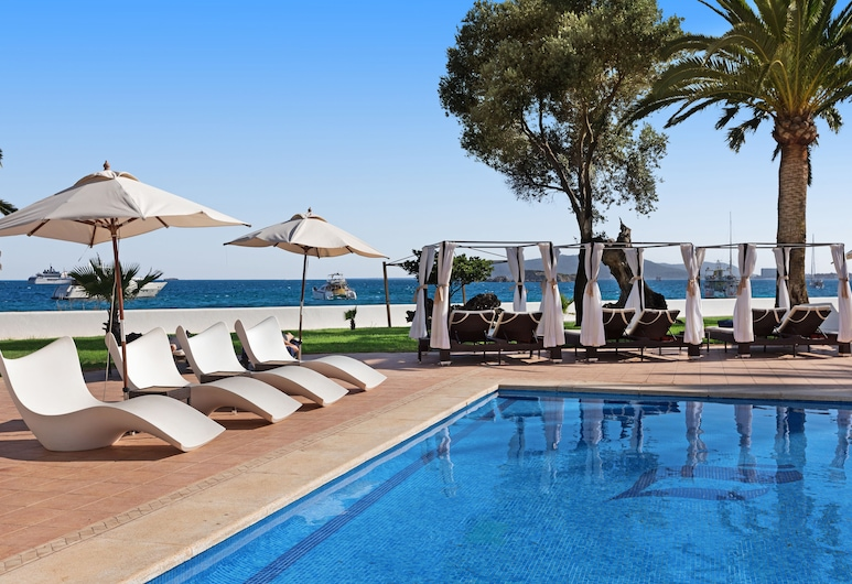 Hotel THB Los Molinos - Adults Only, Ibiza Town, Zwembad