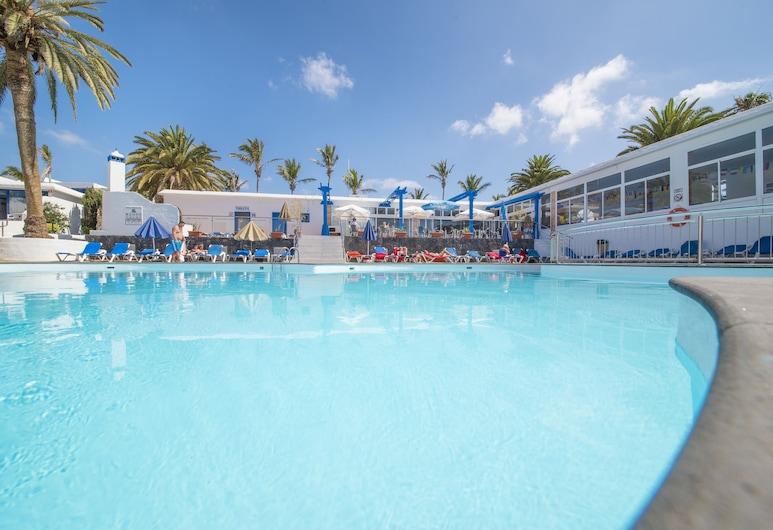 Apartamentos Jable Bermudas, Tías, Piscina al aire libre