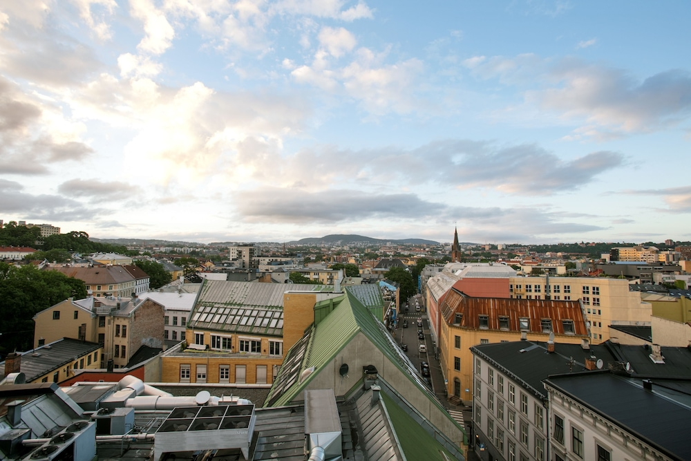 hotell ved youngstorget