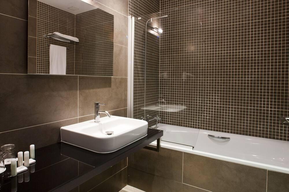 Familien-Dreibettzimmer - Badezimmer