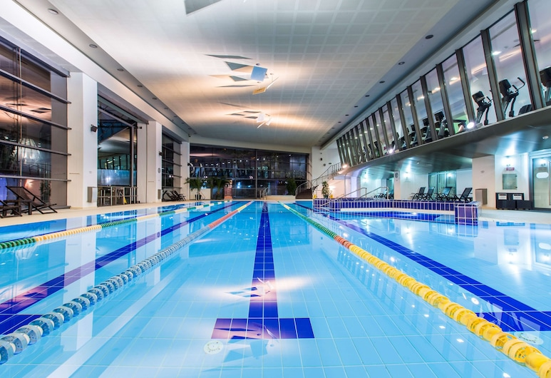 Radisson BLU Bucharest, Bucharest, Indoor Pool