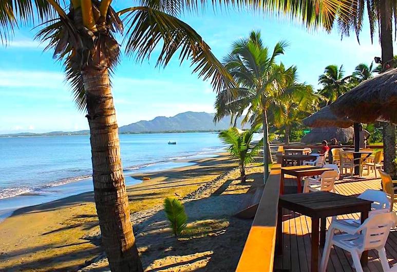 Smugglers Cove Beach Resort and Hotel, Nadi, Façade de l'hôtel