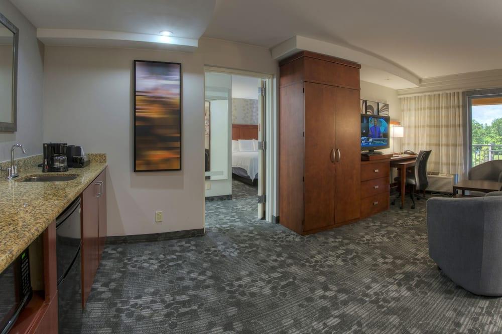 Suite, 1 Bedroom, Non Smoking - Bilik Rehat