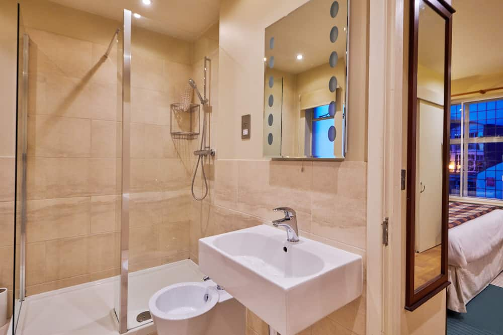 Suite, 1 cama King size - Baño