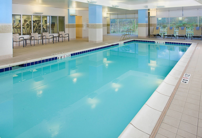 西雅圖貝爾維尤/市中心 Residence Inn 酒店, 貝爾維尤, 泳池