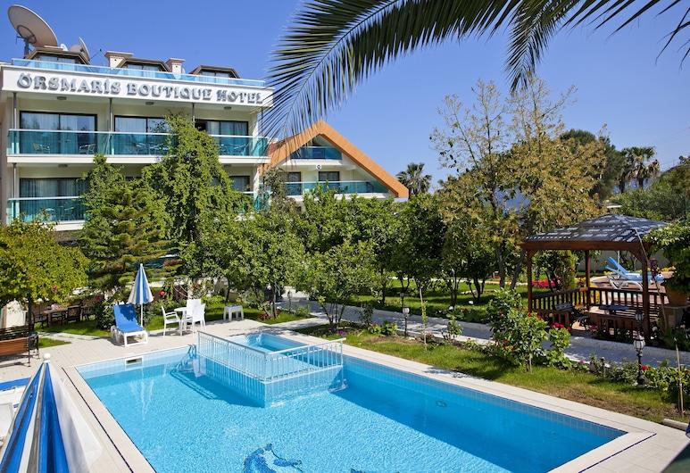 Orsmaris Boutique Hotel - Boutique Class, Мармарис, Відкритий басейн