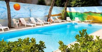 리미니의 호텔 레지나 엘레나 57 앤 오로 비앙코 스파 사진