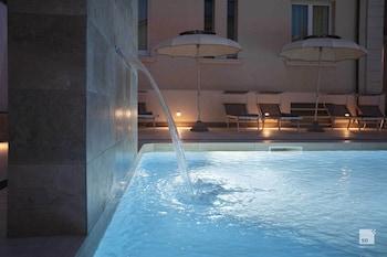 Foto del Hotel Regina Elena 57 & Oro Bianco Spa en Rímini