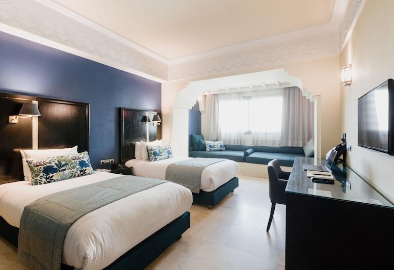 Diwan Casablanca, Casablanca, Paaugstināta komforta divvietīgs numurs, viena guļamistaba, Viesu numurs