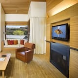 Suite, 1 King Bed, View (Contemporary, Golden Gate View) - Living Room