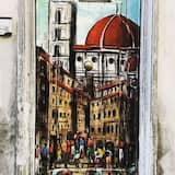 Pokoj Economy s dvojlůžkem - Výhled na město