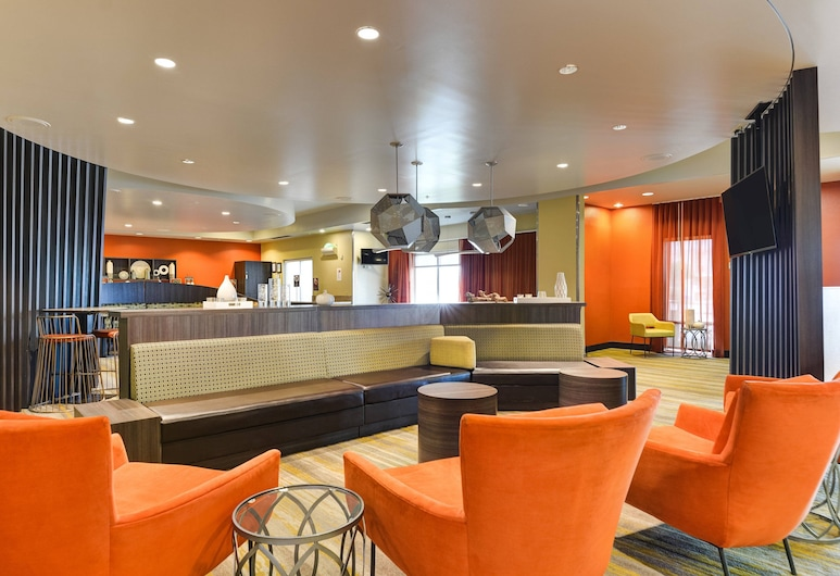 SpringHill Suites Shreveport-Bossier City/Louisiana Downs, Bossier City, Lobby