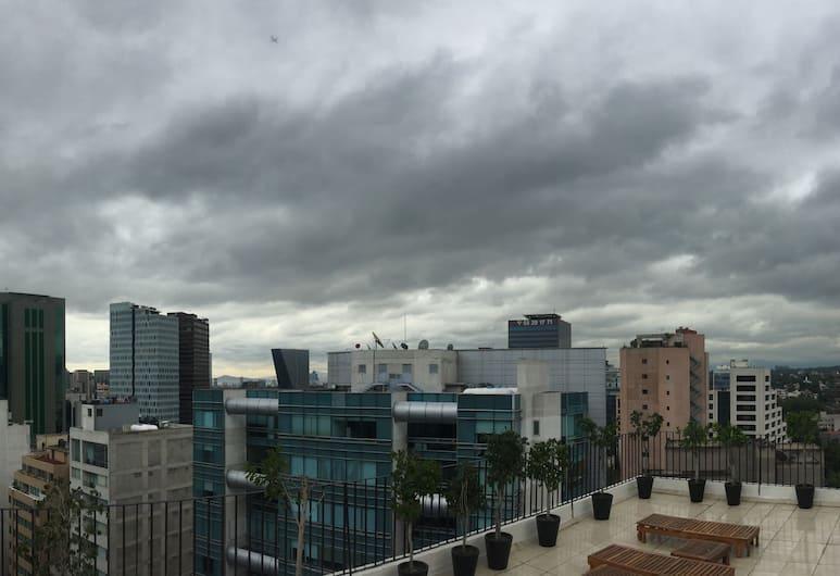 St Isidro Corporate Housing, Ciudad de México, Terraza o patio