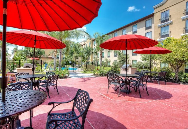 Homewood Suites by Hilton McAllen, McAllen, Terrasse/patio
