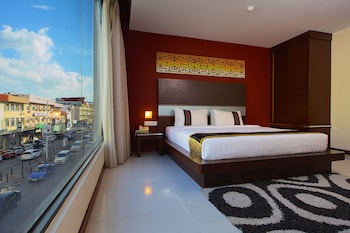 Foto Kinabalu Daya Hotel di Kota Kinabalu