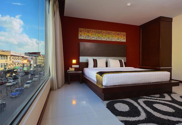 Kinabalu Daya Hotel, Kota Kinabalu, Premium tuba, 2 ühevoodit (Deluxe), Tuba