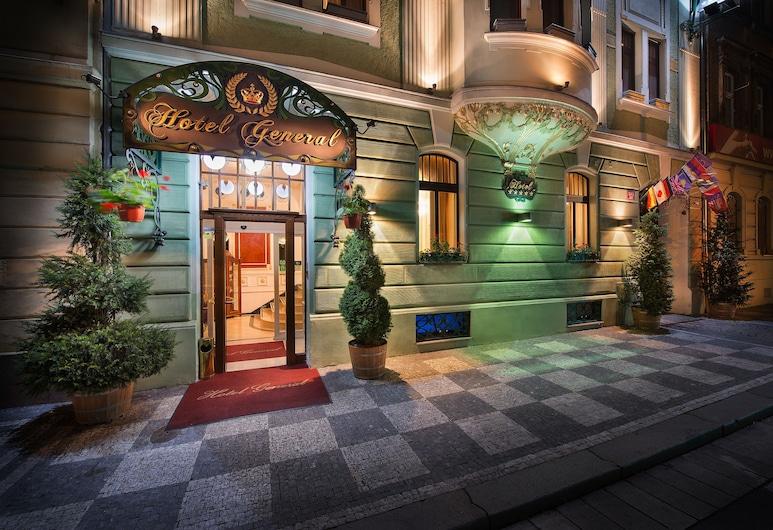 Hotel General, Prag