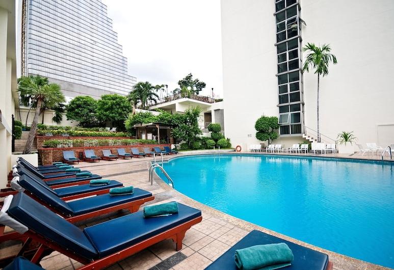 Triple Two Silom, Bangkok, Açık Yüzme Havuzu
