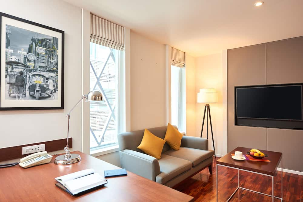 Premier Room (Newly renovated) - Living Area