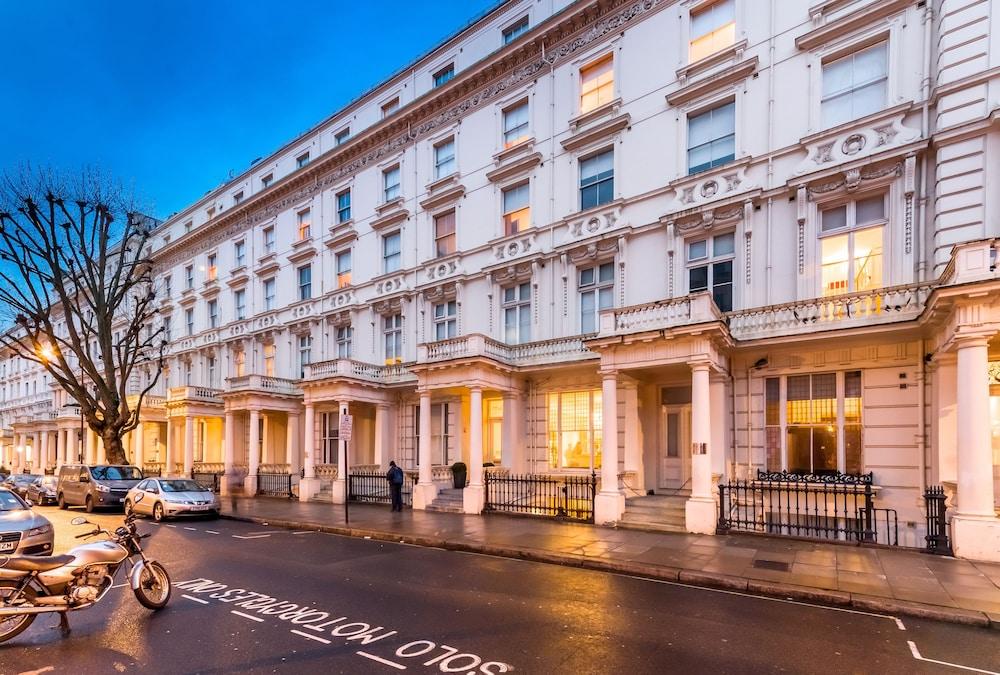 Hyde park executive apartments en londres for Hoteles familiares en londres