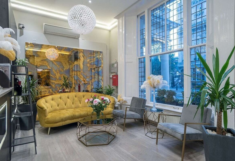 海德公園行政公寓, 倫敦, 櫃台