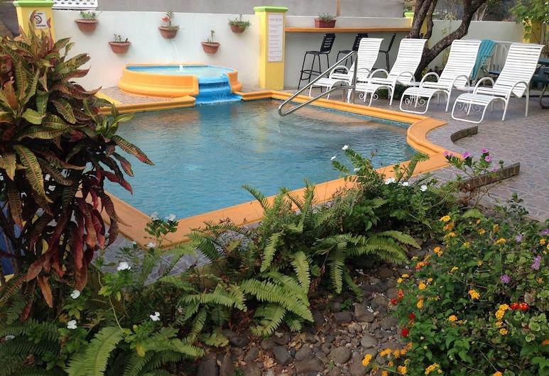Habitat Terrace Hotel, Gros Islet, Outdoor Pool