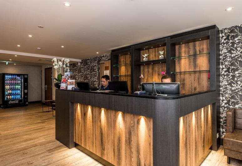 XO Hotel Inner, Amsterdam, Reception