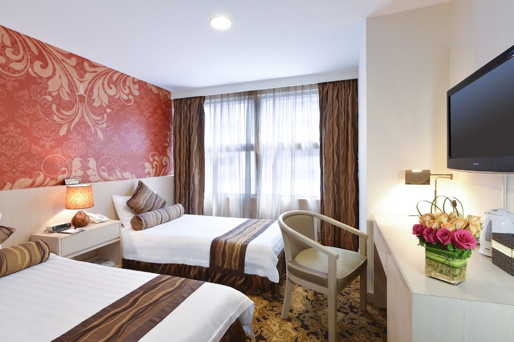 Walden Hotel Hong Kong Standard Room Guest