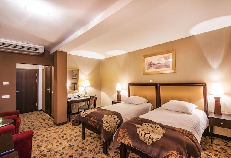 Hotel Astoria, Krakow, Standardní pokoj se dvěma jednolůžky, Pokoj