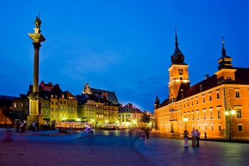 Last minute-tilbud i Warszawa