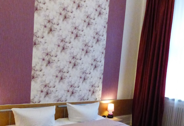 호텔 카스텔, 베를린, 더블룸, 객실