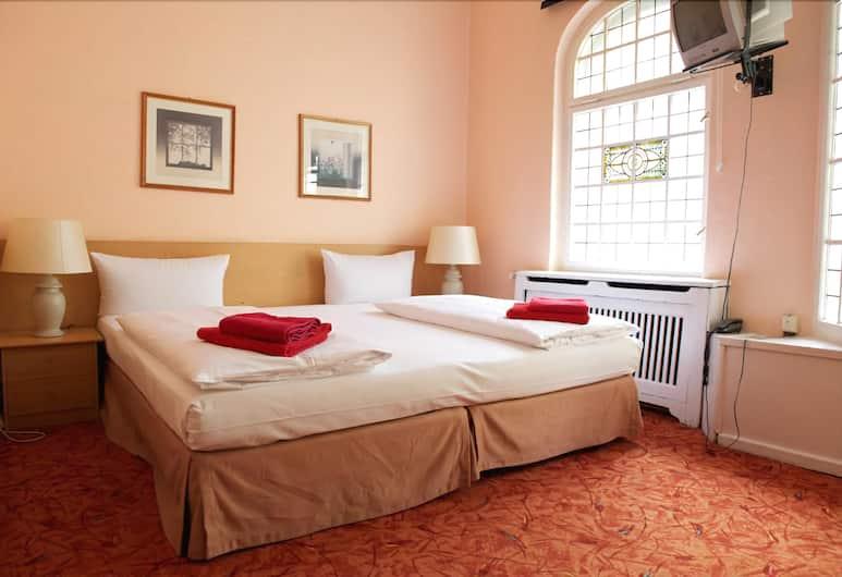 Hotel Castell, Berlín, Dvojlôžková izba, Hosťovská izba