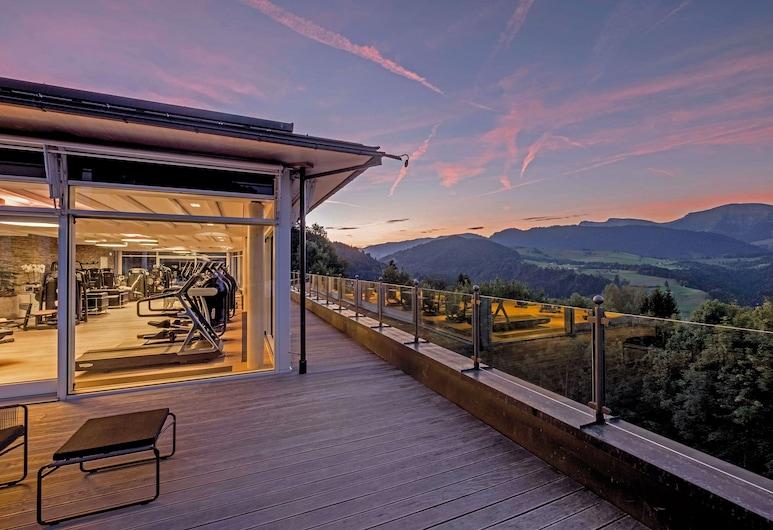 Allgäu Sonne, Oberstaufen, Balcony