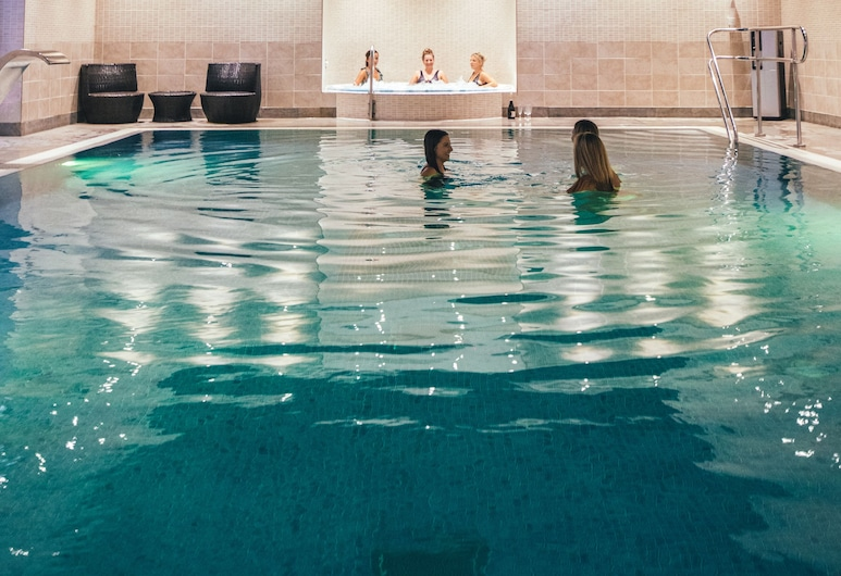 Fistral Beach Hotel and Spa - Adults Only, Newquay, Basen