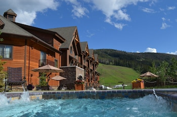 Picture of The Village Center at Big Sky Resort in Big Sky