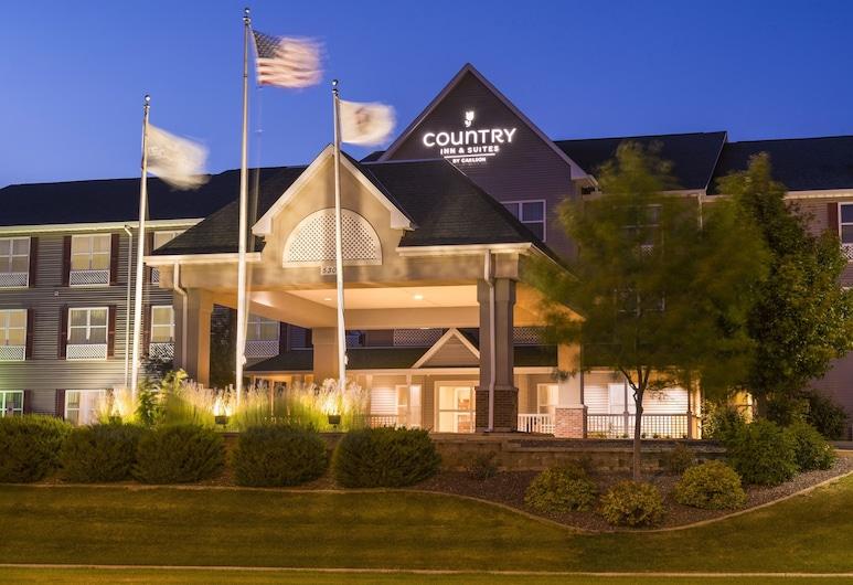 Country Inn & Suites by Radisson, Peoria North, IL, Peoria, Pročelje hotela