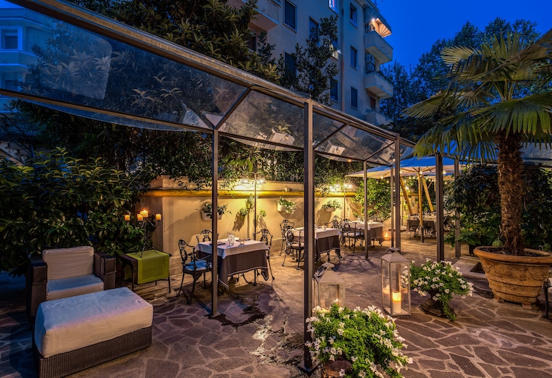 Hotel Clodio, Rome, Outdoor Dining