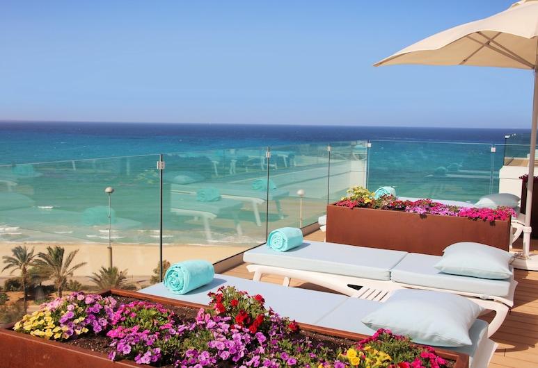 Iberostar Selection Playa de Palma, Playa de Palma, Tek Büyük Yataklı Oda, Balkon (Star Prestige), Teras/Veranda