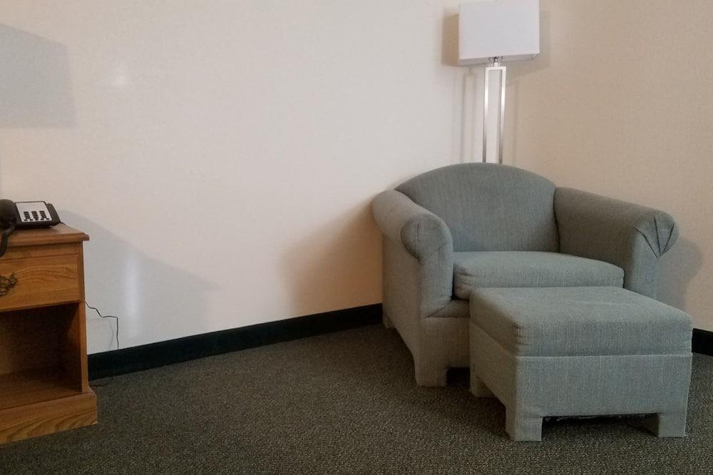 Phòng, 1 giường cỡ king, Không hút thuốc - Khu phòng khách