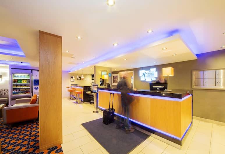 Holiday Inn Express Edinburgh Royal Mile, Edinburgh, Außenbereich