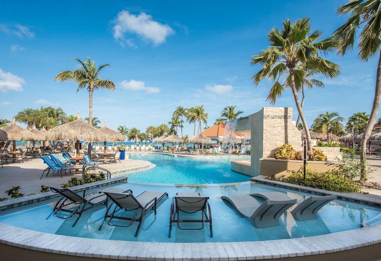 Playa Linda Beach Resort, Noord, Outdoor Pool
